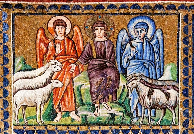 The Separation of the Sheep from the Goats